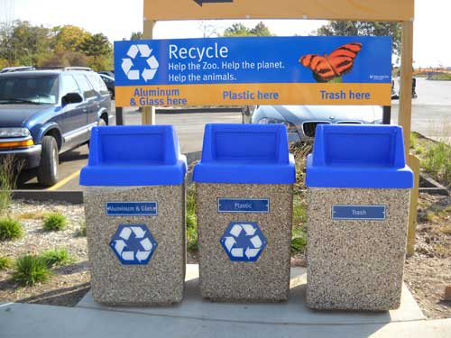 Zoo Resource Conservation & Recycling | Saint Louis Zoo on