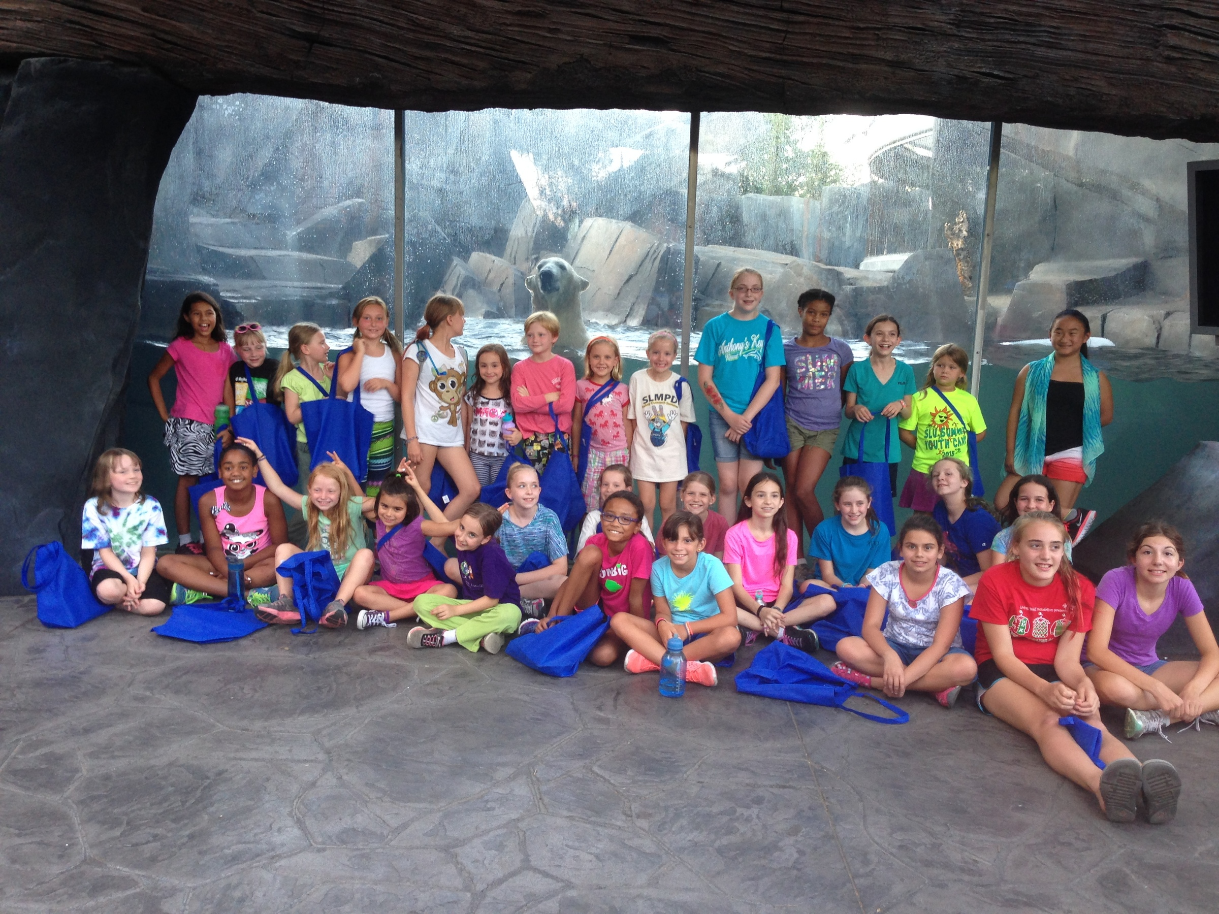 Overnight Programs Saint Louis Zoo