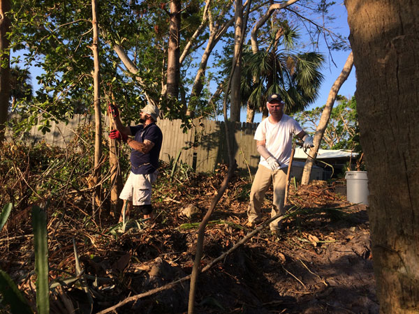 Helping the Naples Zoo After Irma