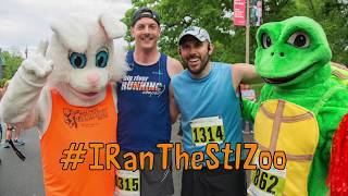 2019 Make Tracks Through The Zoo 5K Course Video