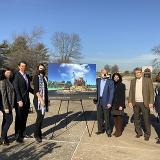 Kent Family Conservation and Animal Science Center announcement