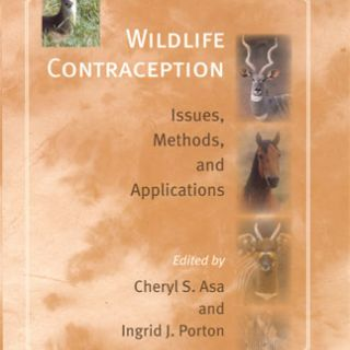 Wildlife Contraception book