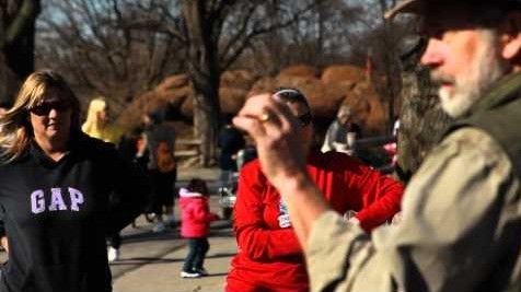Meet a Zoo interpreter. stltoday.com video