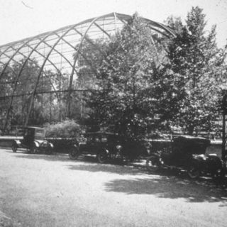 Historic 1904 Flight Cage